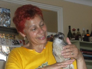 Chris&kookaburra